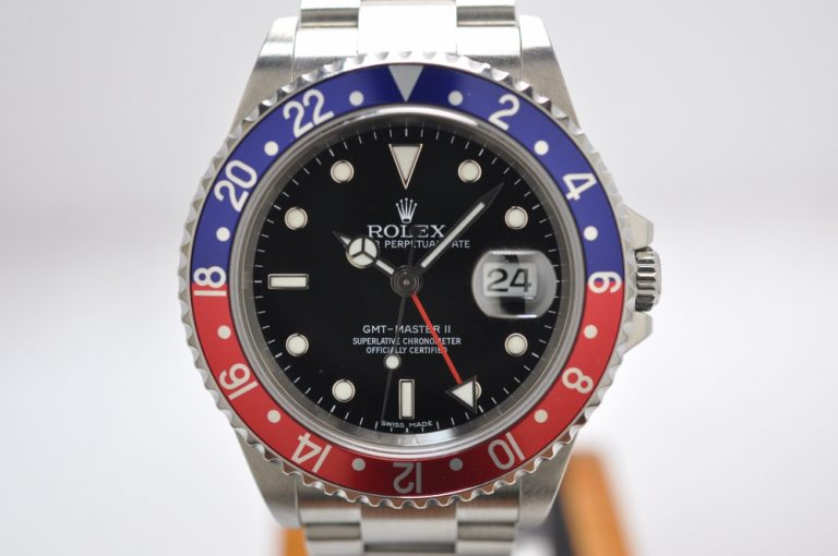 GMT-MASTERⅡ(Stick Dial)