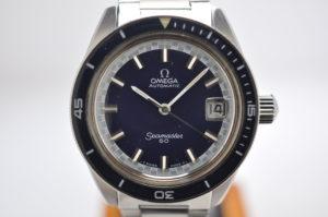Seamaster 60 Big Crown